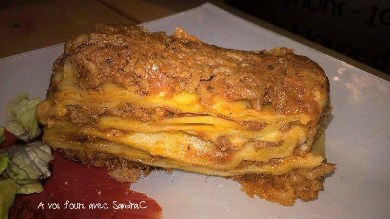 lasagne au micro onde 3