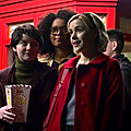 Frissonnons avec the chilling adventures of sabrina