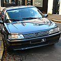 Peugeot 605 srdt (1990-1995)