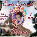 Princesse - cuvée spéciale 1 an