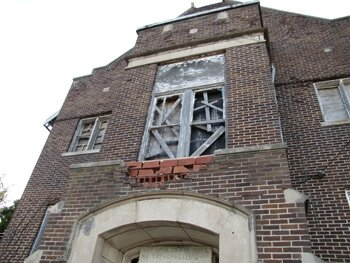 Ashmore Estates Mental Hospital