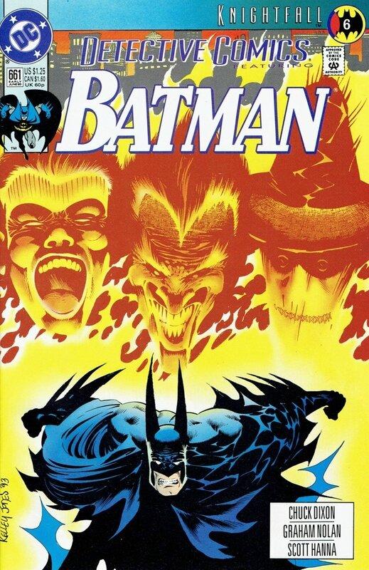 detective comics 0661