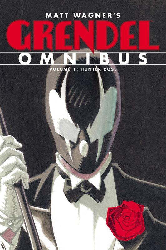 dark horse grendel omnibus vol 01 hunter rose TPB