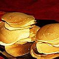 Les pancakes du dimanche.