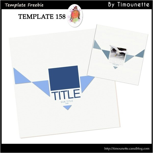 Preview Template 158 by Timounette