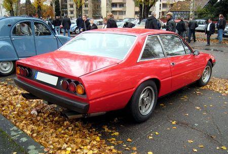 Ferrari 365 GT4 2+2 coupé (1972-1976) (Retrorencard novembre 2010) 02