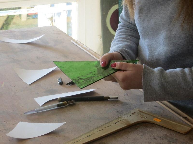 coupe stagiaire vitrail-clotilde gontel