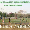 Chelsea ~ arsenal