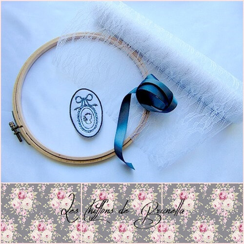 Tuto Cercle Broderie 1