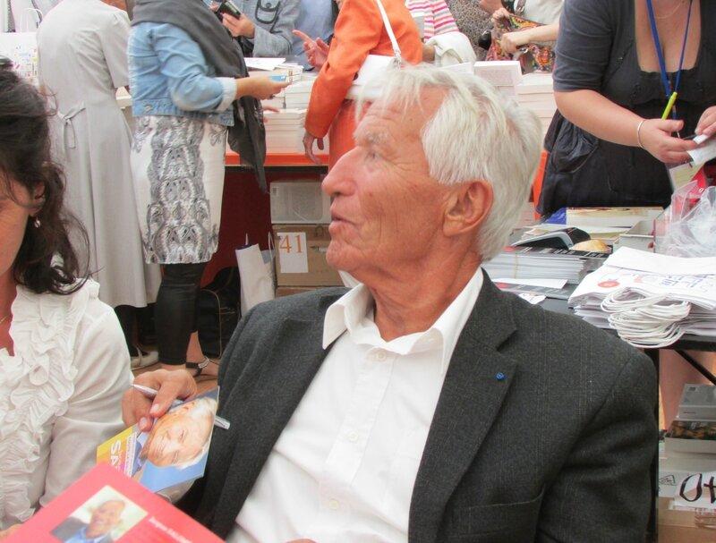 Lilou our L - Le livre sur la Place 2014-Jacques Salomé