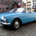 Sunbeam alpine iv convertible