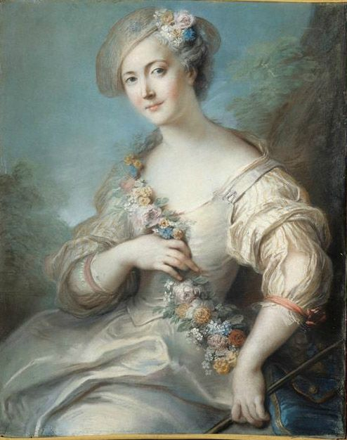Thérèse Eulalie de Beaupoil de Saint-Aulaire, marquise de Beuvron