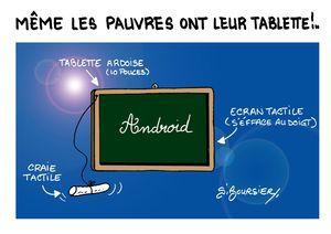 tablette web