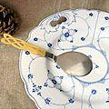 Ancienne pelle à dessert pour petits gâteaux