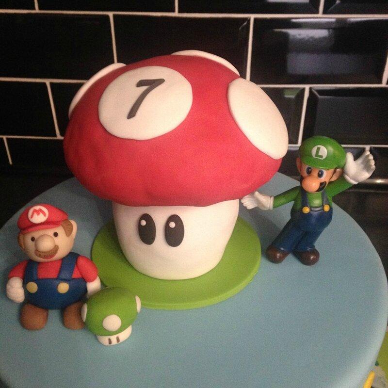 Mario dessus