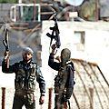 Les islamistes domineraient la rébellion syrienne