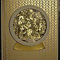 Cinquième carte réalisée avec le lot cantique de noël
