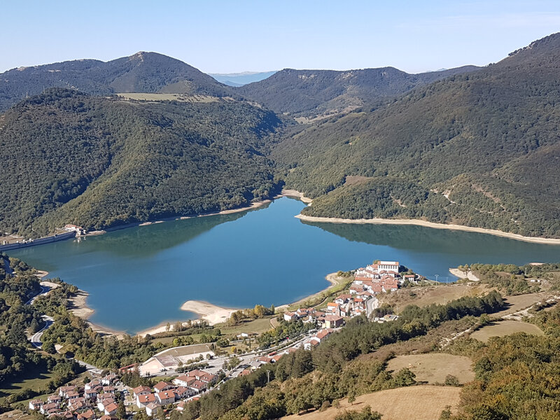 LAC Artificiel d'EUGI (Navarre)