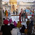 Amritsar, le temple d'or