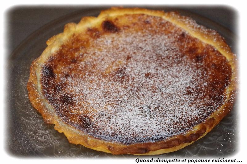 tarte à la purée de noix de coco-2076