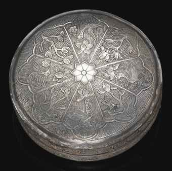 a_fine_small_circular_silver_box_and_cover_tang_dynasty_d5430704h