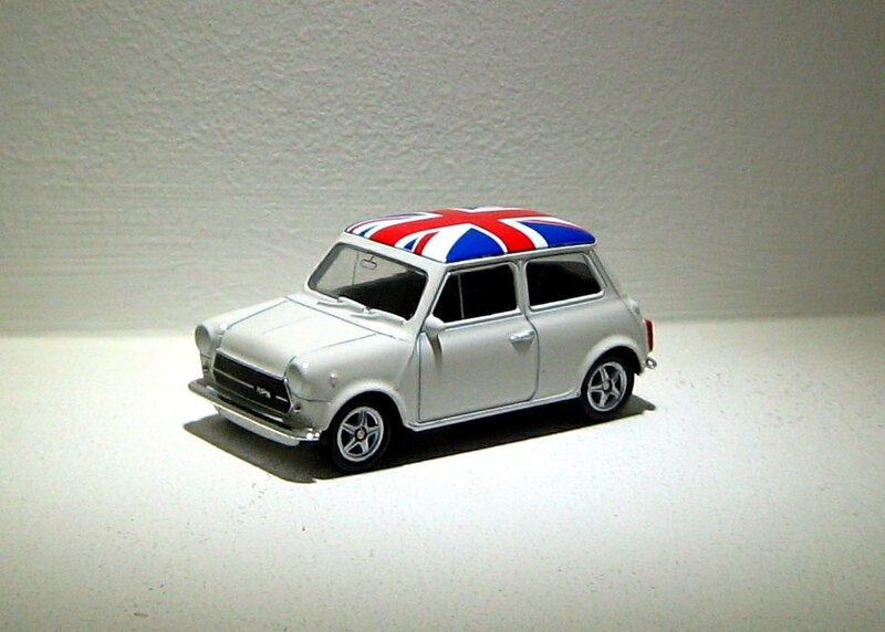 Austin mini cooper 1300 Welly