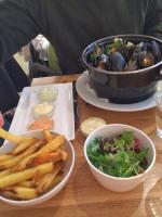 Amsterdam seafoodbar moules
