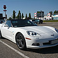 Chevrolet corvette c6 r437 limited edition