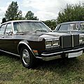 Chrysler le baron 4door sedan-1981