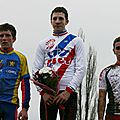 746 Juniors Championnat France cyclo cross FSGT 2012