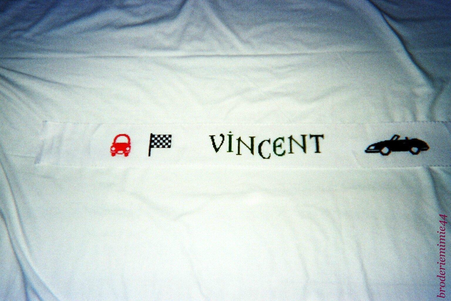 VINCENT - VOITURES DE COURSE