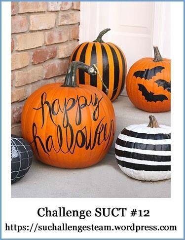 challenge Halloween SUCT