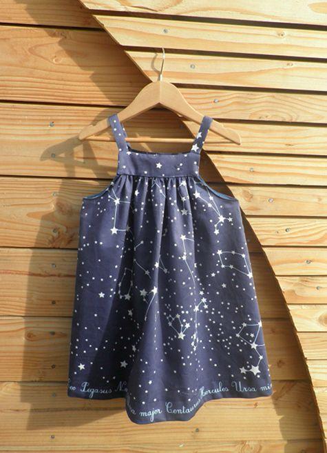 robe etoiles475