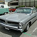 Pontiac bonneville sports hardtop coupe-1963