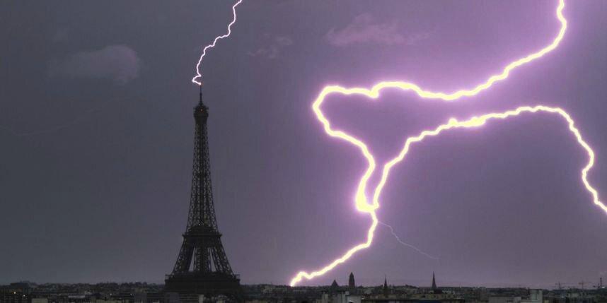 L'orage menace !