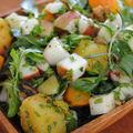 Salade pomme, courge et romarin (la presse)
