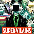 Urban comics : anthologie super vilains