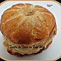 Tourte de veau au foie gras