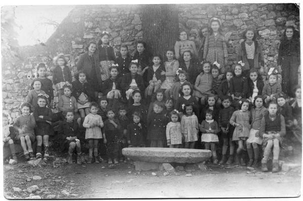 Ecole-de-filles-annee-1947