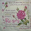 Le sirop de rose de llp fini!!