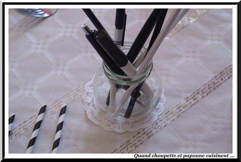 table noire-blanc rentrée des classes-14