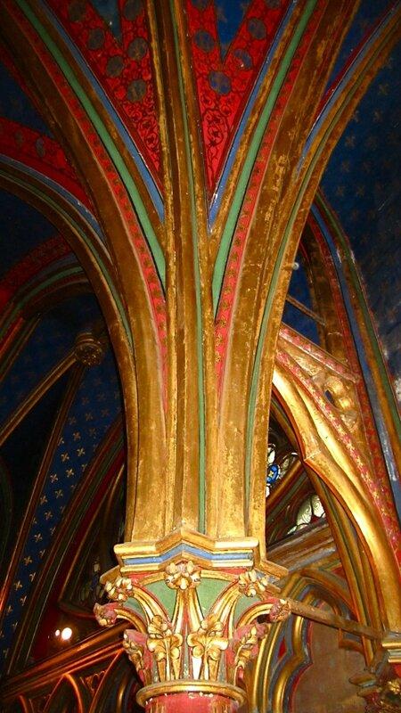 intérieur Ste Chapelle 3