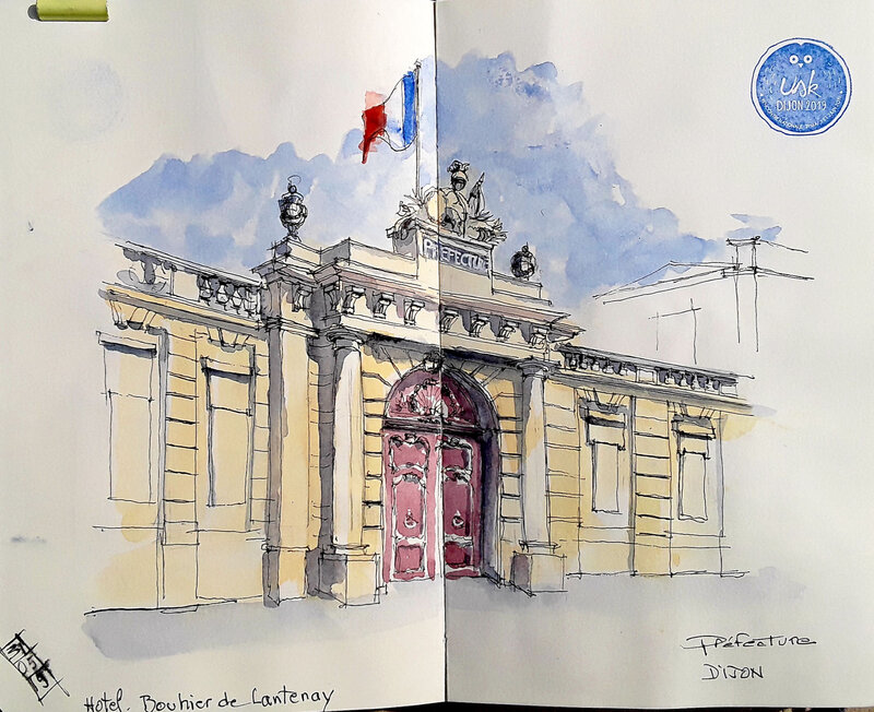 Dijon Préfecture