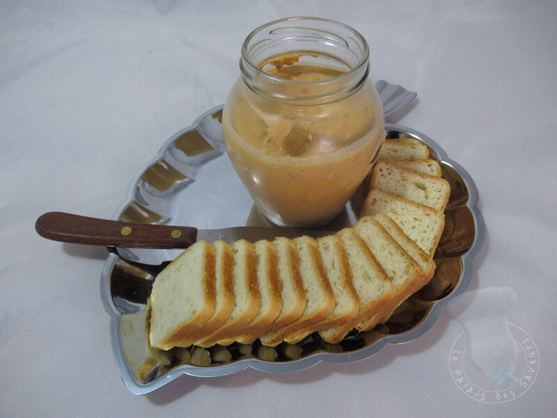 Tartinade de thon à la tomate (2)