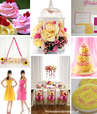 pink_and_yellow_wedding_colours_Primadonnabride_co__za_