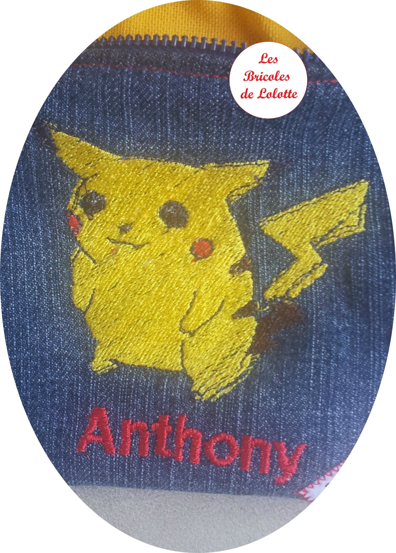 Anthony a 7 ans