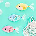 Poisson d'avril : la pêche gourmande à dévorer (à imprimer ou à fabriquer)