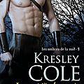 Les ombres de la nuit t9 : la prophétie du guerrier - kresley cole