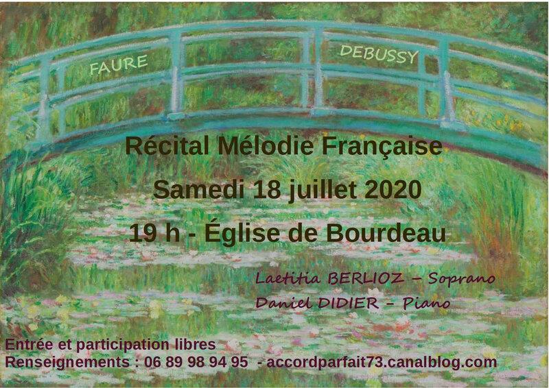 Affiche Concert 18
