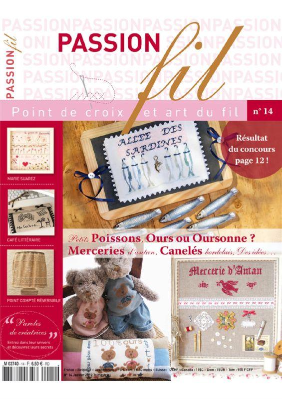 Passion Fil N°14 en Décembre 2011